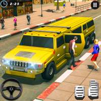 Big City Limo Car Driving Simulator : Taxi Driving on APKTom