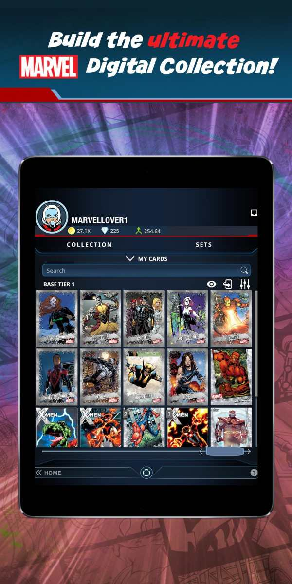 Marvel Collect! by Topps Card Trader screenshot 9