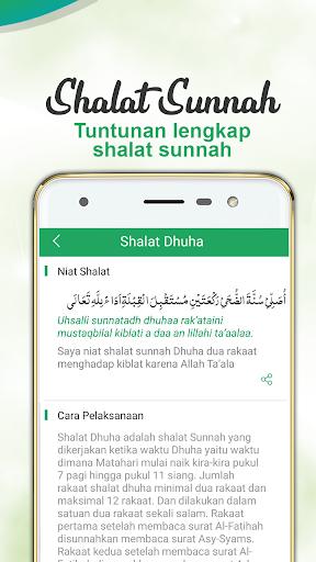 Panduan Muslim:  Waktu Shalat, Azan, Quran & Qibla screenshot 8
