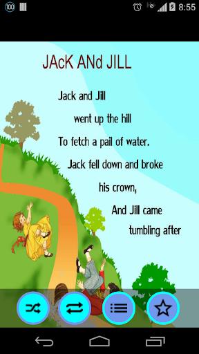 Free Nursery Rhymes App | Videos | Offline songs screenshot 9