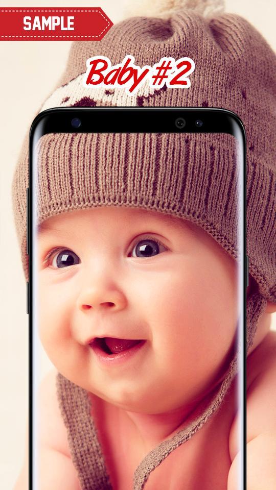 Baby Wallpaper screenshot 3