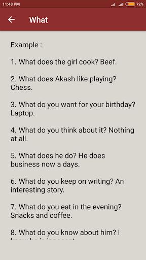 Spoken English in 10 days screenshot 6