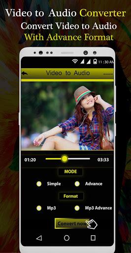Video To Audio Converter - Mp3 Converter screenshot 3