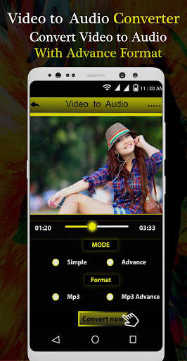 Video To Audio Converter - Mp3 Converter screenshot 3