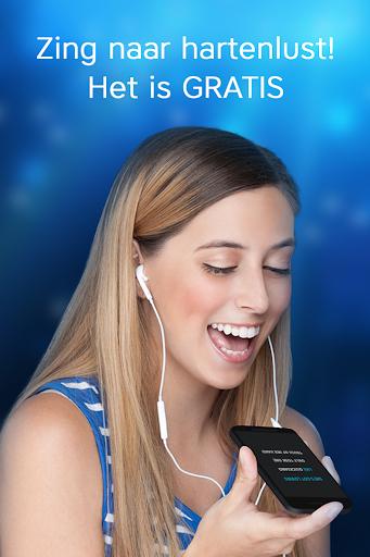 Karaoke - Zing onbeperkt karaoke - liedjes screenshot 1