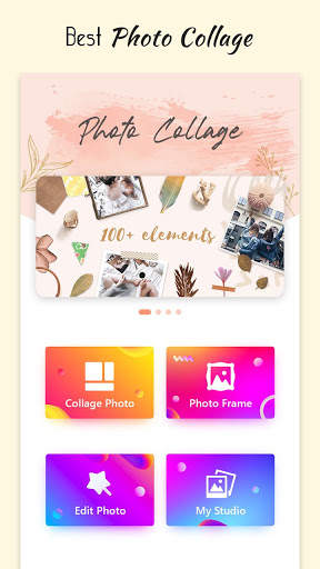 Photo collage, Photo frame screenshot 2