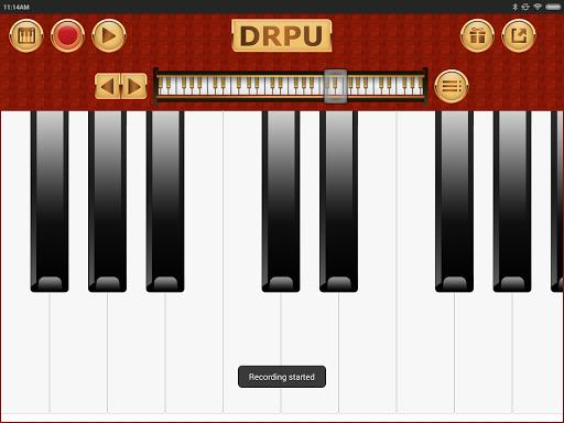 Piano Keyboard Classic Music 10 تصوير الشاشة