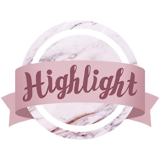Highlight Cover & Logo Maker for Instagram Story icon