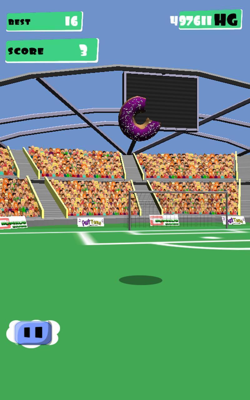 Juggle Soccer 3 تصوير الشاشة