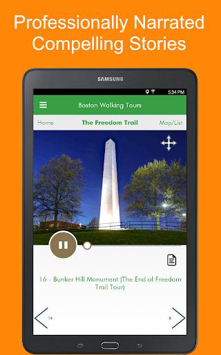 Boston Historical Tours screenshot 10