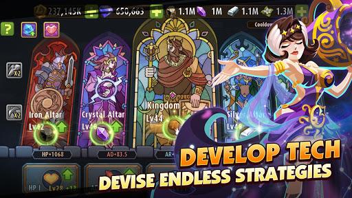Magic Rush: Heroes screenshot 4
