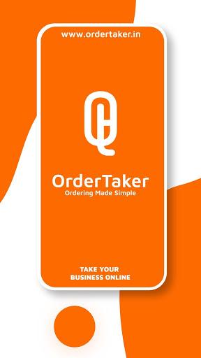 OrderTaker - Ordering Made Simple screenshot 2