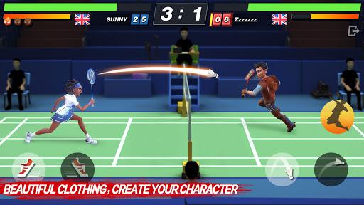 Badminton Blitz - Free PVP Online Sports Game screenshot 4