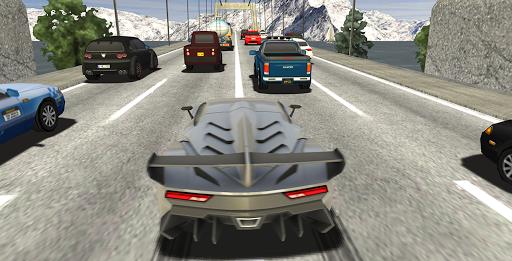 Heavy Traffic Racer: Speedy screenshot 1