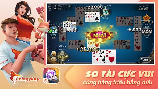 Tú Lơ Khơ ZingPlay 2 تصوير الشاشة