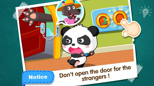 Baby Panda Home Safety स्क्रीनशॉट 13