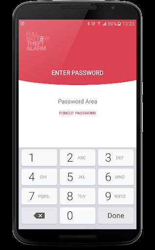 Full Battery & Theft Alarm screenshot 4