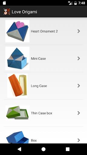 Love Origami screenshot 4