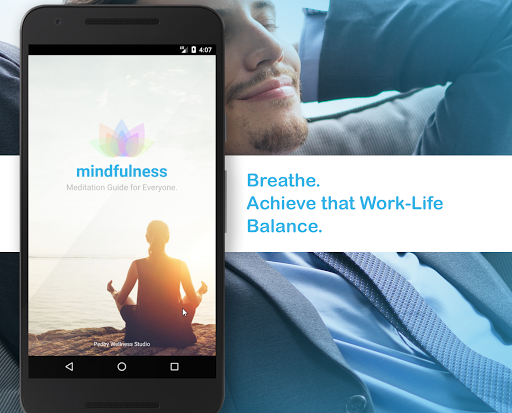 Mindfulness: Guided Meditation for Stress, Anxiety screenshot 1