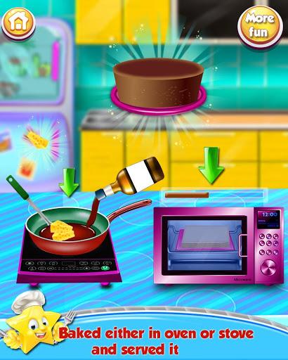 Cooking Recipes - in The Kids Kitchen 5 تصوير الشاشة
