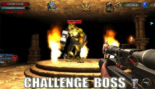 Dungeon Shooter : The Forgotten Temple screenshot 2