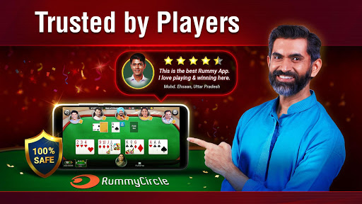 RummyCircle - Play Ultimate Rummy Game Online Free 5 تصوير الشاشة