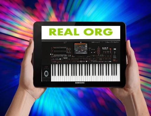реальный орган играет скриншот 1