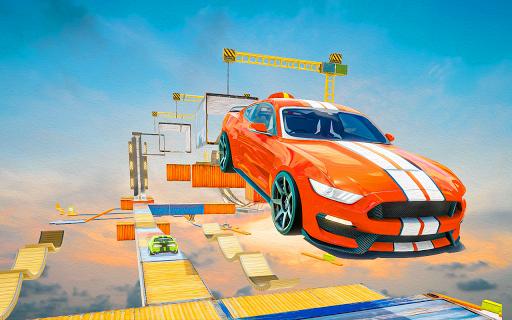 Mega Ramp Car Simulator Game- New Car Racing Games screenshot 1