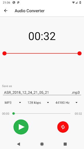 برنامج تسجيل صوتي مجاني- ASR 8 تصوير الشاشة