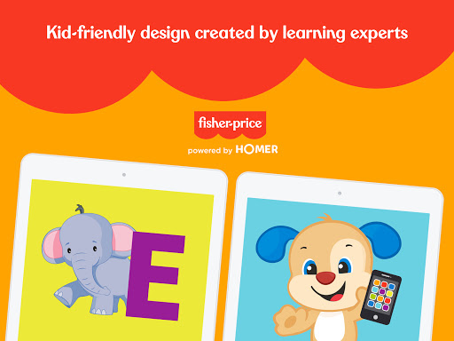 Learn & Play by Fisher-Price: ABCs, Colors, Shapes 19 تصوير الشاشة