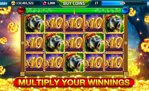 Ape About Slots NEW Vegas Casino Slot Machine Free 4 تصوير الشاشة