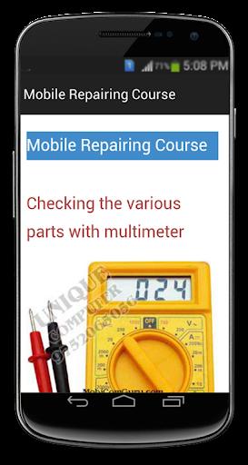 Mobile Repairing screenshot 5