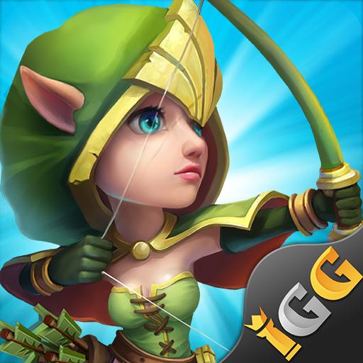 ikon Castle Clash: Guild Royale