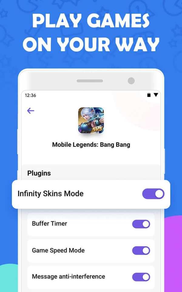 LuluBox - Allow you to unlock all skin of FreeFire screenshot 8