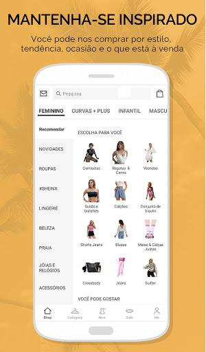 SHEIN - As tendências e moda mais quentes screenshot 6