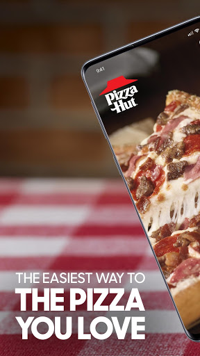 Pizza Hut - Food Delivery & Takeout 1 تصوير الشاشة