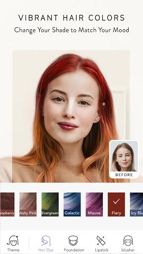 MakeupPlus - كاميرا المكياج 3 تصوير الشاشة