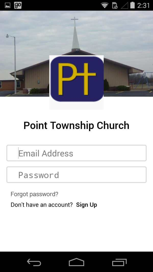 Point Township Church screenshot 1
