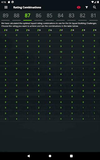 FUTBIN - FUT 21 Database & Draft screenshot 10