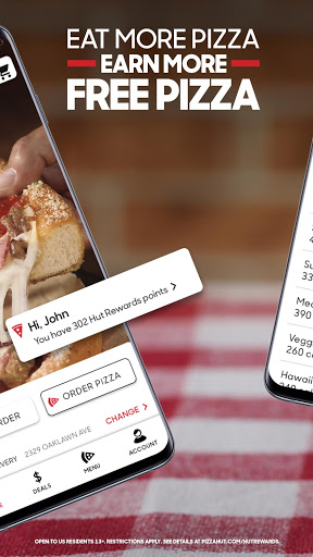 Pizza Hut - Food Delivery & Takeout 2 تصوير الشاشة
