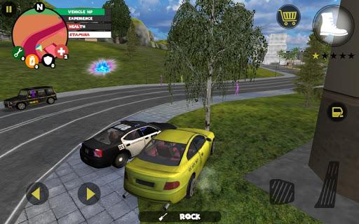 Stickman Rope Hero screenshot 7