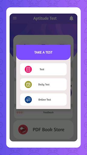 Aptitude Test and Preparation, Tricks & Practice screenshot 3