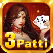 Teen Patti Real(3 Patti) -Indian Online Poker Game icon