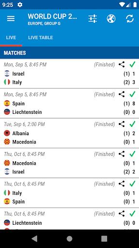World Cup 2022 screenshot 3