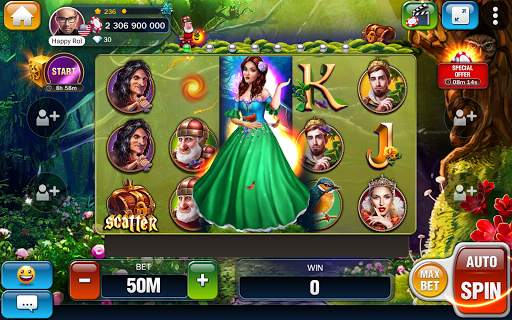 Huuuge Casino Slots - Best Slot Machines 16 تصوير الشاشة