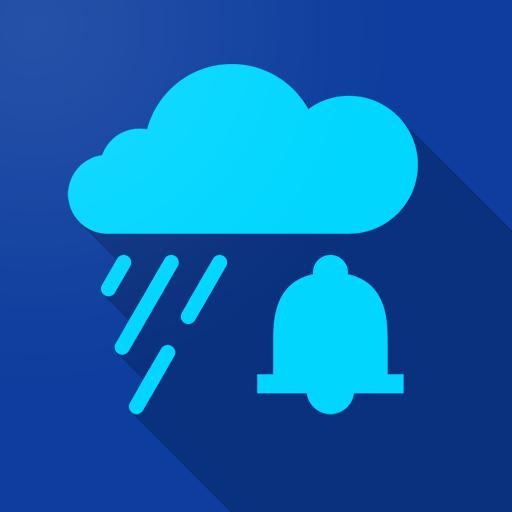 Rain Alarm أيقونة