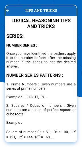 Logical Reasoning Test : Practice, Tips & Tricks screenshot 5