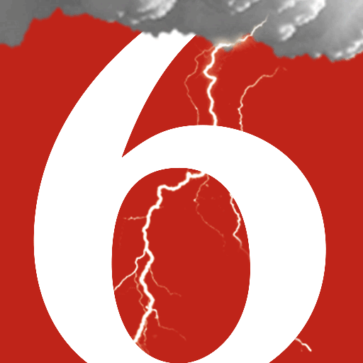 News On 6 Weather icon