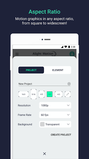 Alight Motion — Video and Animation Editor screenshot 4
