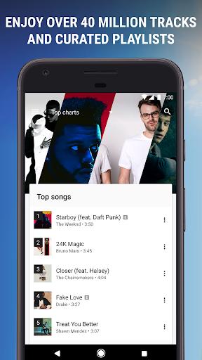 Google Play Music screenshot 4